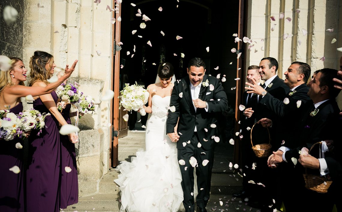 Anda french wedding