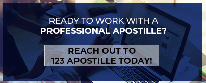 Call to action for professional apostille services.