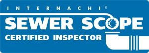 INTERNACHI Sewer Scope Certified Inspector | 1st Choice Home Inspections