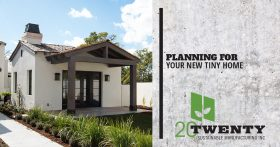 Planning For Your New Tiny Home