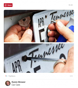 Where To Keep Your Spare Key