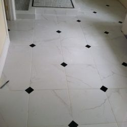 Enjoy decorative tile flooring when you choose 2 Day Flooring.