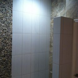 Get the shower of your dreams with tile flooring and wall installation by 2 Day Flooring.