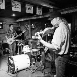Country band playing at our restaurant with live music - The 4 Way Bar and Grill
