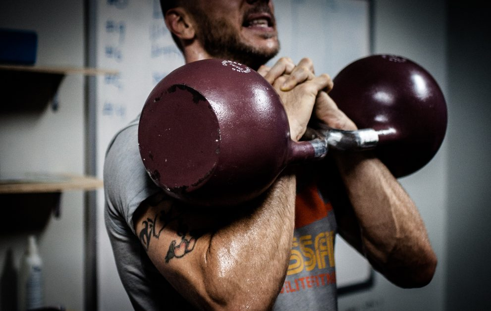 crossfit injuries can happen from this