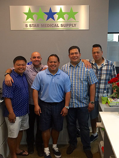 About Us - Home Medical Supplies In Walnut Creek | 5 Star Medical Supply