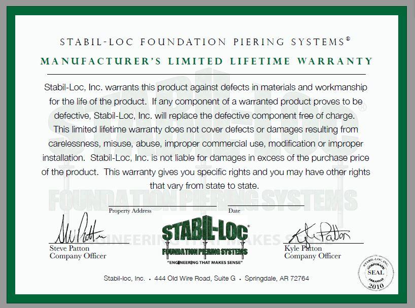 stabil_loc_manufacturers_warranty