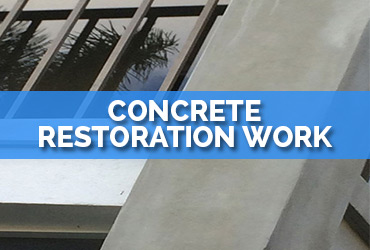 Concrete Restoration FL | A1 Roofing & Waterproofing