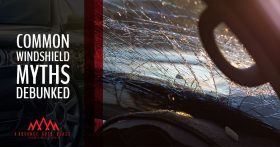 Common windshield myths and facts about windshield repair