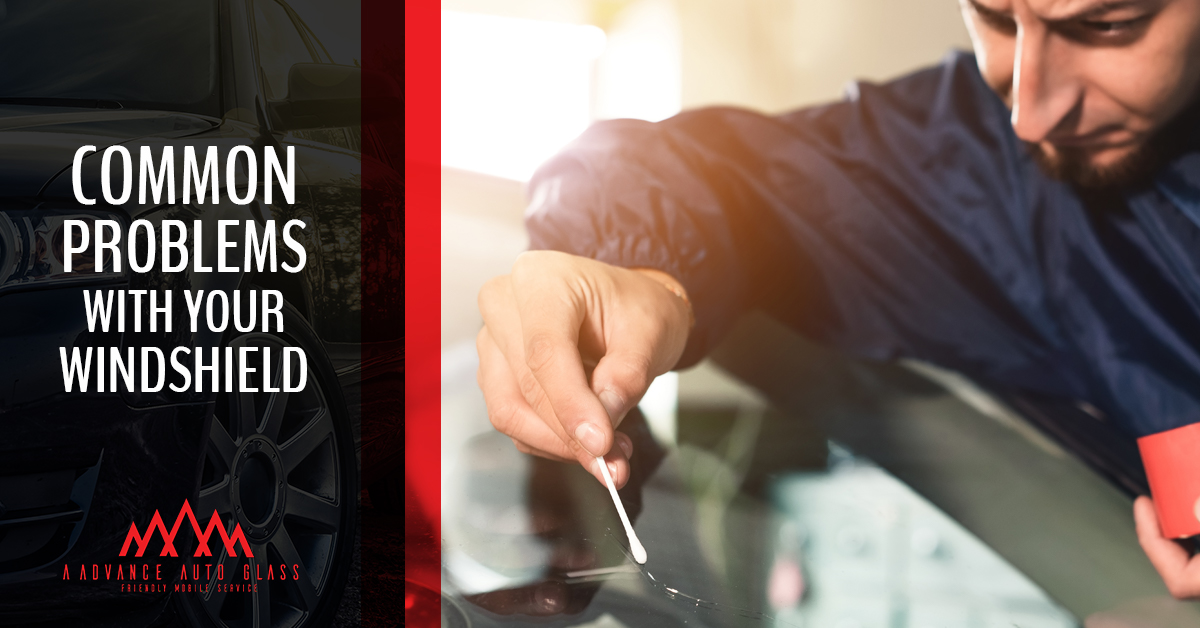Common problems with your windshield and other auto glass services