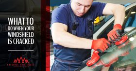 Windshield repair advice in South Denver