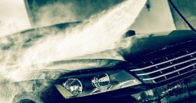 Clear bra paint protection for cars