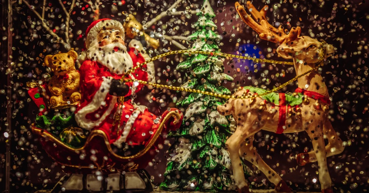 Why Santa uses our South Denver auto glass company