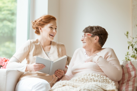 Home Nursing with Certified Nursing Assistants in Alpharetta, and Atlanta, GA