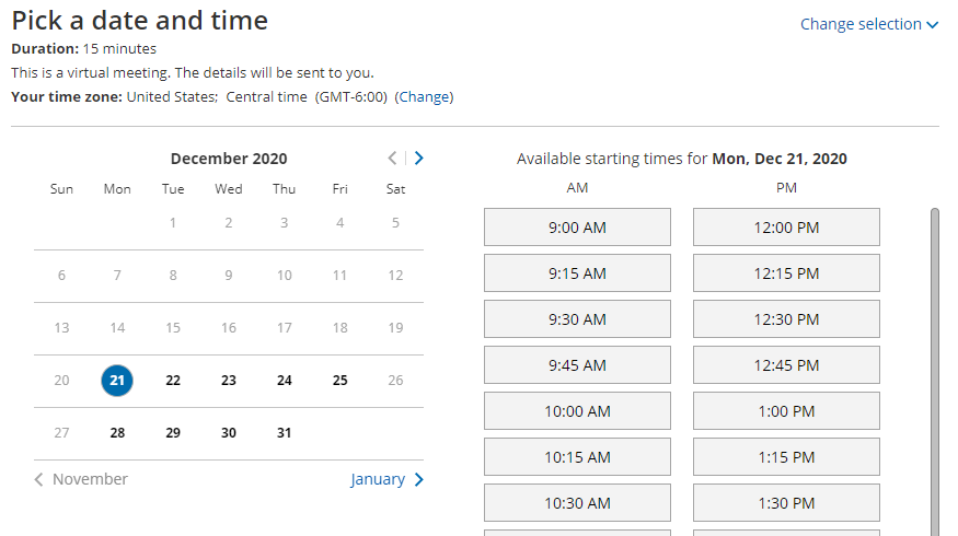 Scheduling a Virtual HVAC Technician Visit with AA Temperature Services