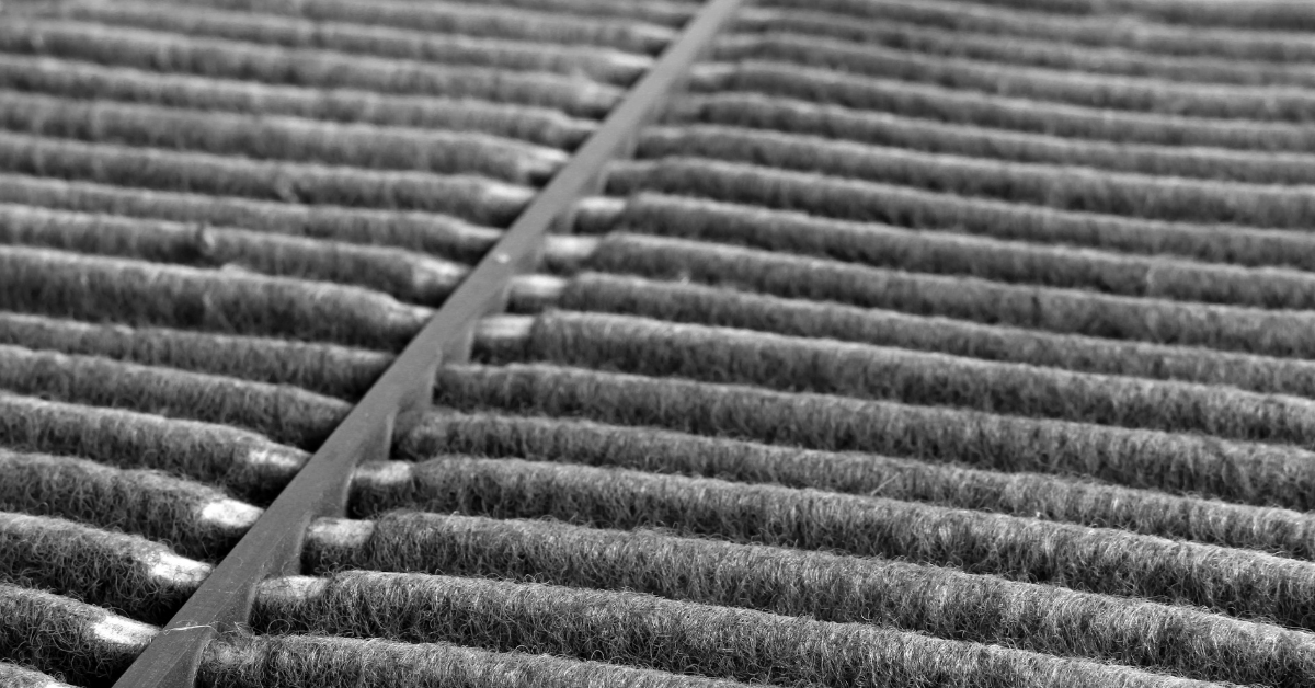 Dirty Filter - Poor Indoor Air Quality and How to Fix It | AA Temperature Services Florida