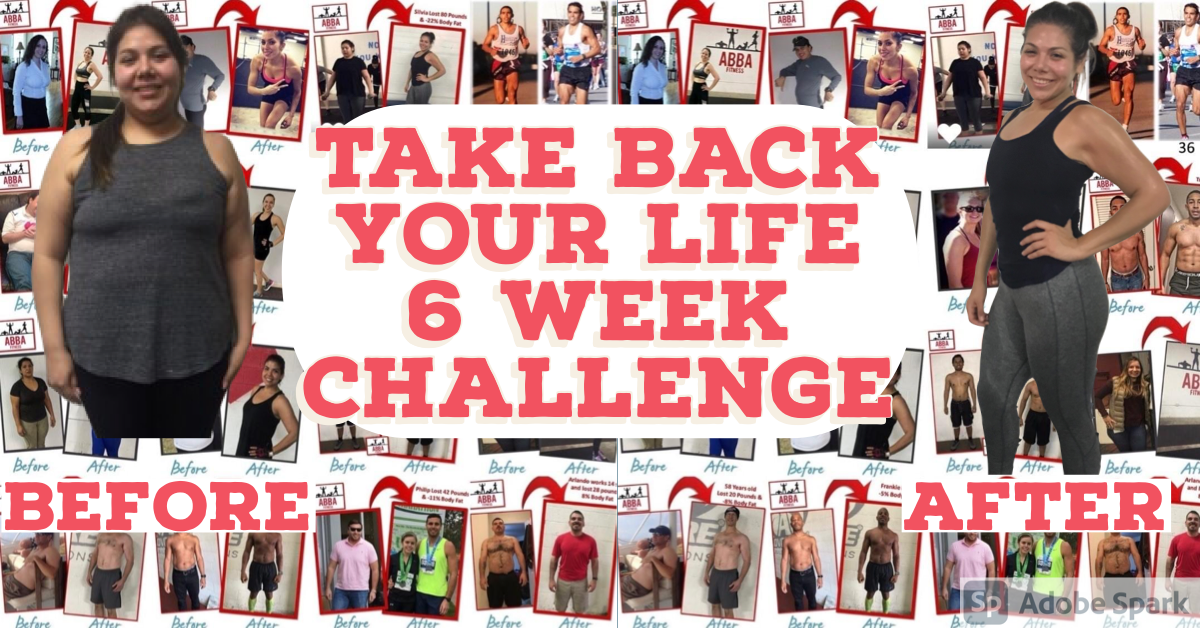 Abba Fitness 6 Week Challenge