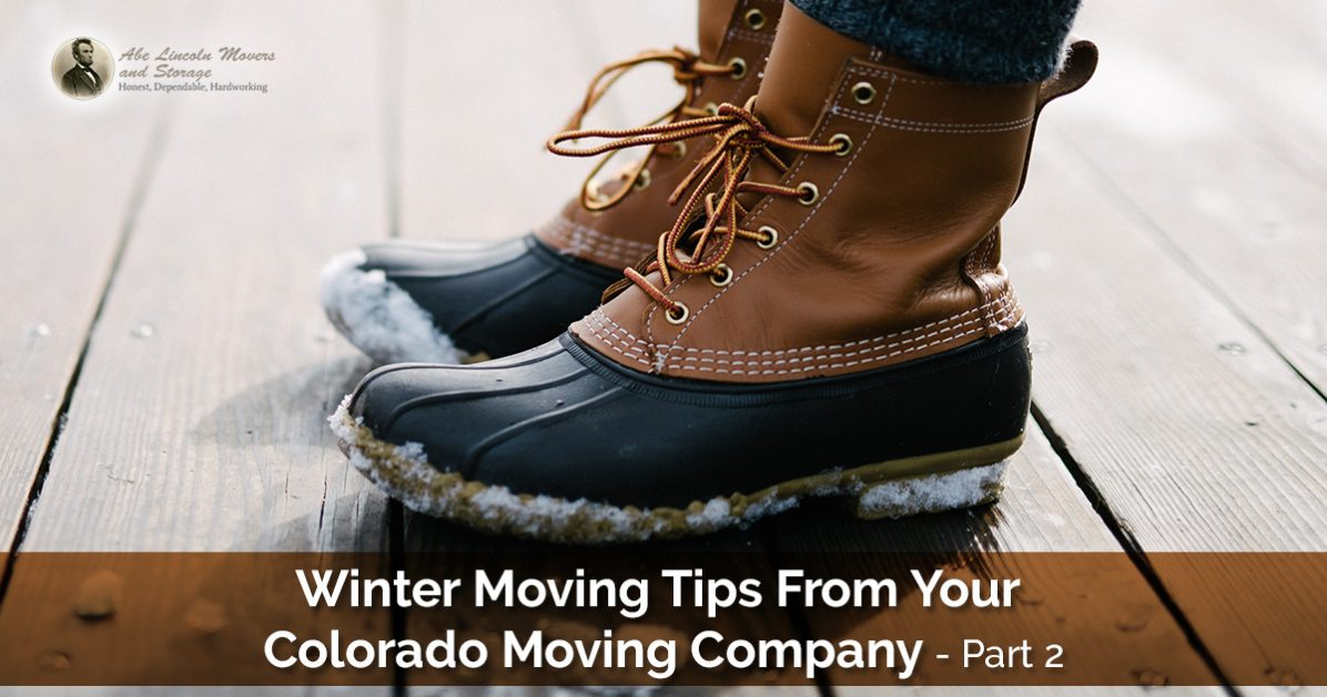 Residential Moving Denver: More Winter Tips To Improve Your Move