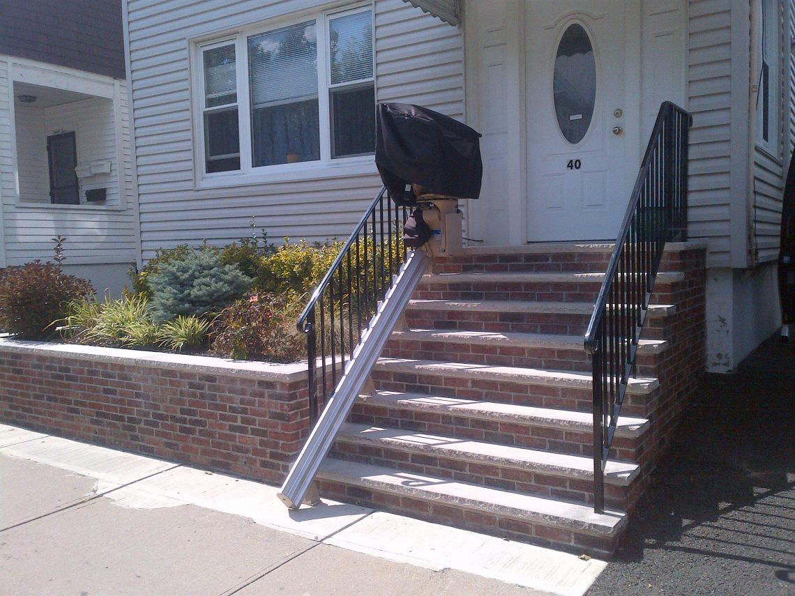 Outdoor Stairlifts Able Care Group