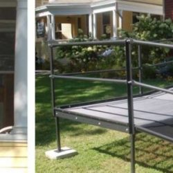 Albany Ronald McDonald House Ramp Installation