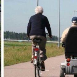 Aluminum Wheelchair Ramp and Seniors