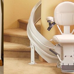 Straight and Curved Rail Stairlifts