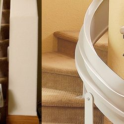 Stairlift Seats for Straight and Curved Rails