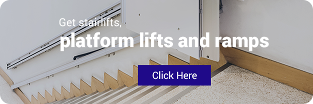 Platform Lifts and Ramps Banner