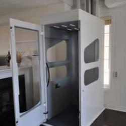 Accessibility Elevator With Door Open on Main Floor
