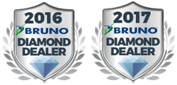 Bruno Diamond Dealer 2016 and 2017