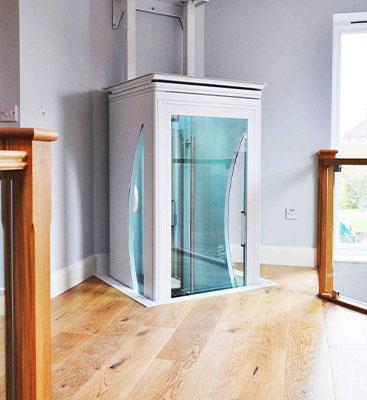 Indoor Accessibility Elevator Between Floors