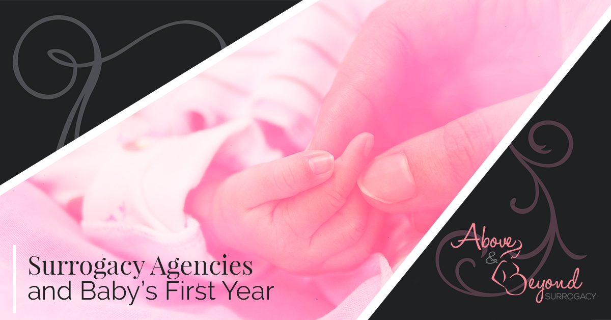 Surrogacy Agencies And Baby's First Year