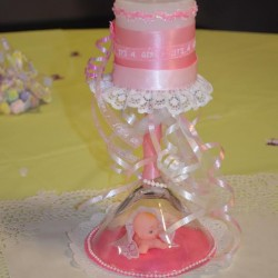 Baby Shower Venue Decor at ABQPartySpace in Albuquerque