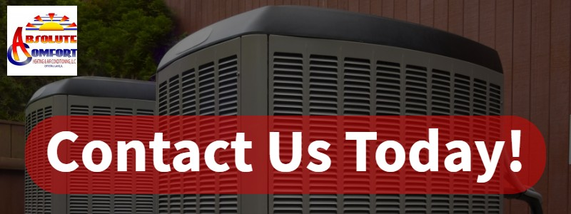 Contact Absolute Comfort in Crystal Lake for AC Service Today