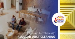 Cleaner Air Through Duct Cleaning