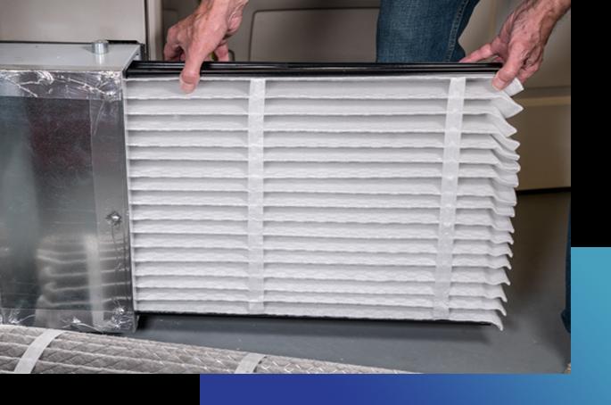 Replacing HVAC Air Filter