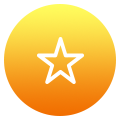 Graphic of star