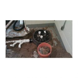 New Sump Pump and drain lines
