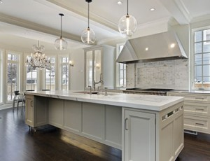 Kitchen Island Lighting in Wichita from Accent Lighting