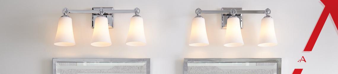 Bathroom Lighting & Bathroom Lighting Wichita | Bathroom Lights KS | Vanity Lights 67208 ...
