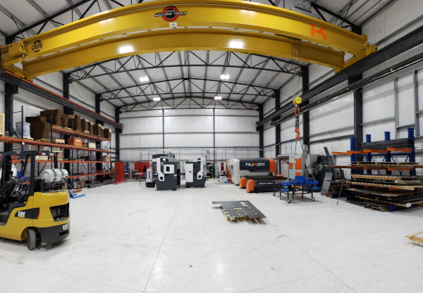 Accurl USA R&D Warehouse
