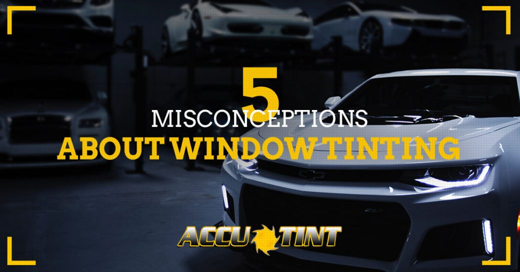 Average Cost Of Window Tinting >> Car Window Tinting Nashville 5 Misconceptions About Window Tinting