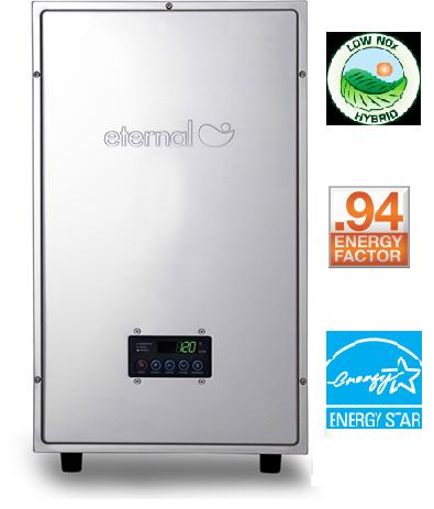 Eternal advanced hybrid water heating gu195s ace hi eternal2 ccuart Choice Image
