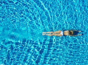 Get a pool heater and swim all year long!