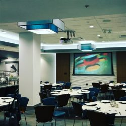 Cafeteria Lighting Installation| AC Professional Electric