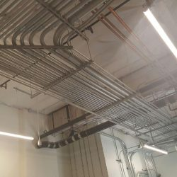 Complex Electrical Infrastructure Installation | AC Professional Electric