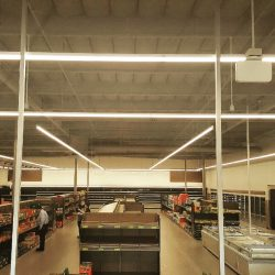 Lighting Installation in a Commercial Building | AC Professional Electric