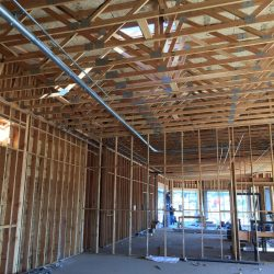Commercial Build Prepped for Electrical Infrastructure | AC Professional Electric