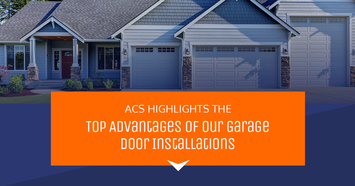 Garage Door Installation Bell County: Top Advantages Of Our Garage