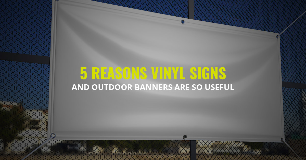Signs and Banners Fort Collins: Why Outdoor Banners Are So